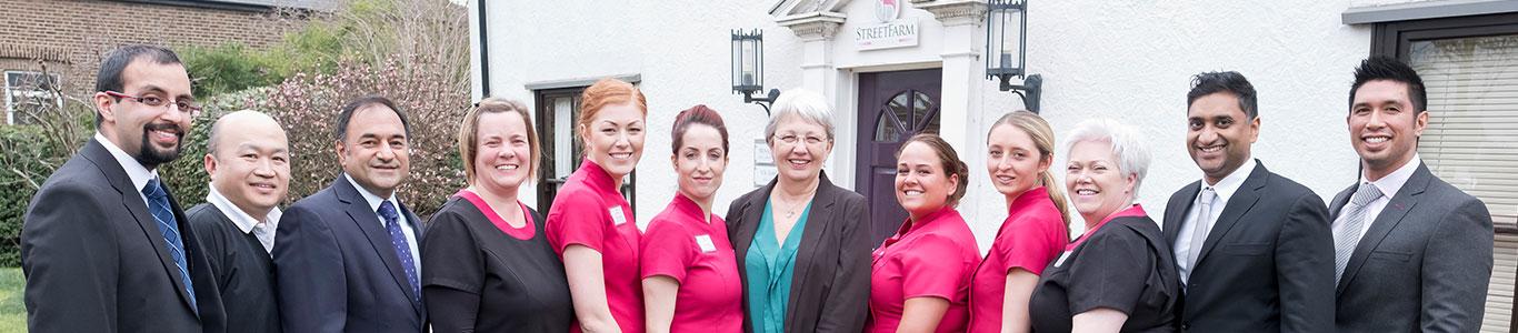 Meet the Street Farm Dental Team