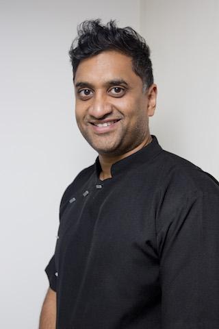 Dr Vijay Gohil