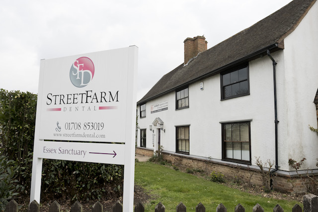 Street Farm Dental Studio Essex
